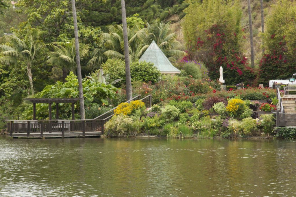Self Realization Lake Shrine Meditation Garden | A ...
