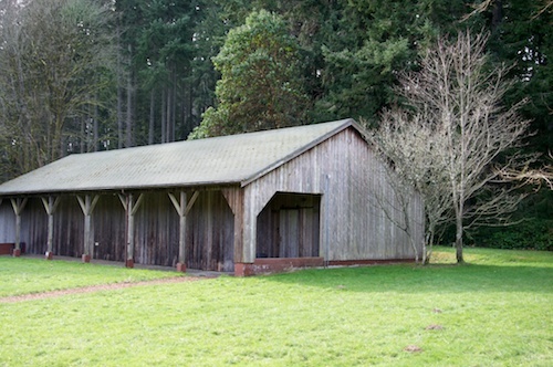 Sheep Barns