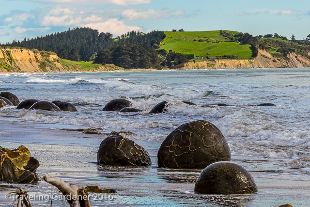 Maoki Boulders, NZ, South Island