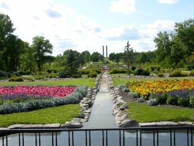 Peace Gardens | A Traveling Gardener