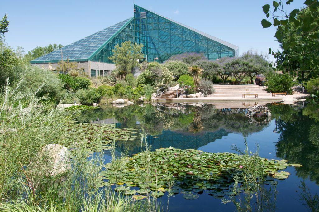 rio grande bio park botanical garden a traveling gardener - Abq Biopark Botanic Garden