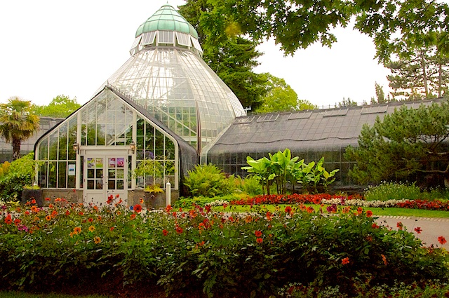 W. W. Seymour Conservatory, Wright Park, Tacoma, WA