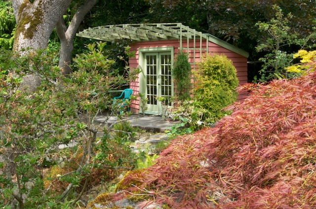 The Summer House/Garden Shed