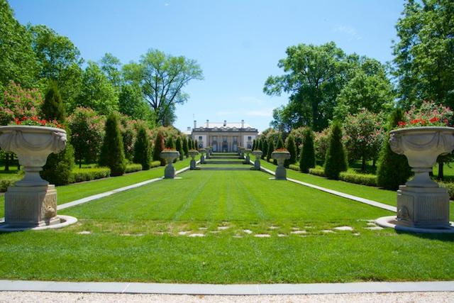 Nemours, French & Fabulous | A Traveling Gardener