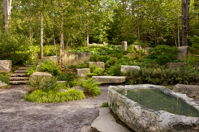 Vayo Meditation Garden