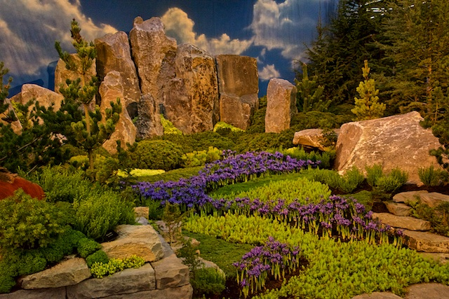 NWFGS recreation of Grand Tetons