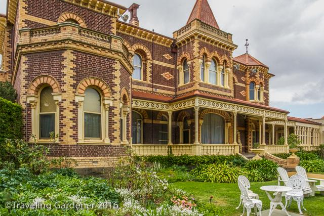Rippon Lea Mansion