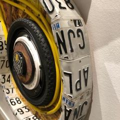 Michelle Stitzlein @ Dorrance Hall DBG, license plates