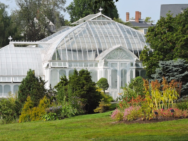 Conservatory at Wellesley