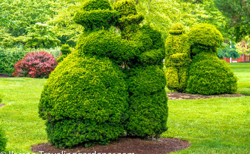 Topiary Park, Columbus, Ohio